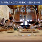 10:00h - TOUR AND TASTING - ENGLISH